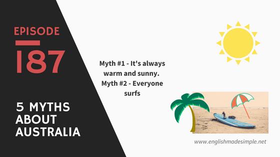 [187] Top 5 Myths About Australia