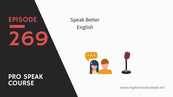 short pronunciation English course